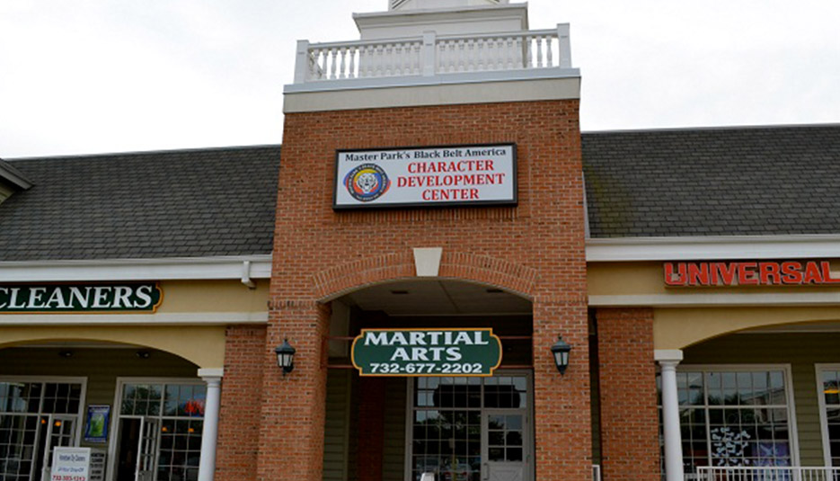 Master Park's Black Belt America Marlboro