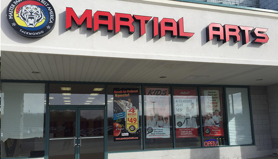 Master Park's Black Belt America Morganville