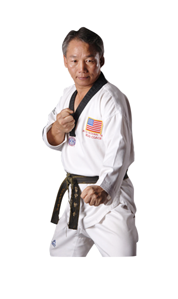 Master Park's Black Belt America Owner